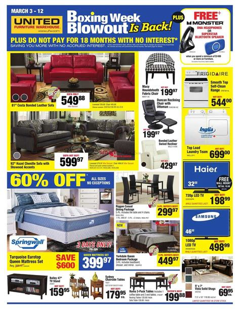 furniture warehouse kitchener united furniture warehouse kitchener 100 furniture