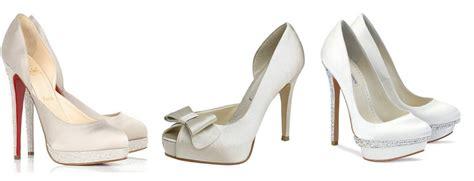 imagenes de vestidos de novia y zapatos c 243 mo elegir tus zapatos de novia expoboda