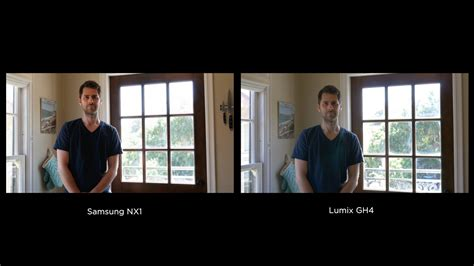 New Home Lighting Design Tips by Gh4 Nx1 Dynamic Range Comparison 4k Shooters