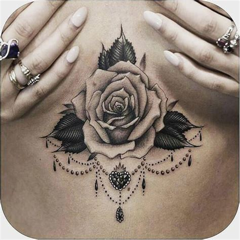chest tattoo weight loss show you underboob some love with one of these fabulous
