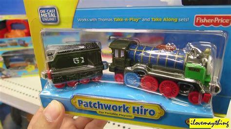 Hiro Friend Take N Play friends patchwork hiro take n play portable diecast