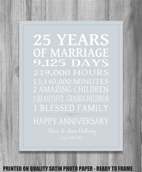 25th Wedding Anniversary Thank You Funny Quotes. QuotesGram