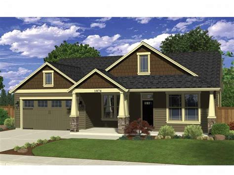 house 4 bedroom eplans ranch house plan street appeal hearth and home