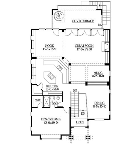 inspiring narrow lot luxury house plans 9 split level