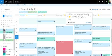 Office 365 Outlook Features New Features Coming To Outlook On The Web Office 365