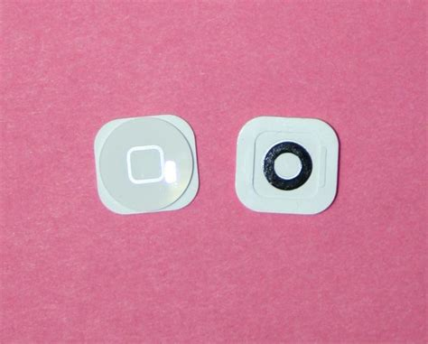 ipod touch 5 6 5th 6th generation home button white color