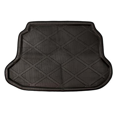 cargo floor mats for crv car rear trunk boot mat liner floor cargo tray for honda