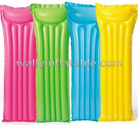 colch n inflable flotador inflable de la piscina colch 243 n de aire wl