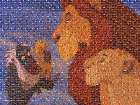 mosaic images king mosaic disney photo 28416586 fanpop