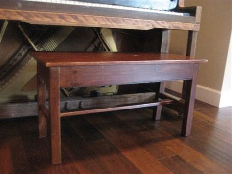 Download Diy Piano Bench Plans Free