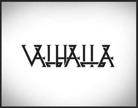 tattoo fonts norse 10 best images about valhalla on pinterest posts norse