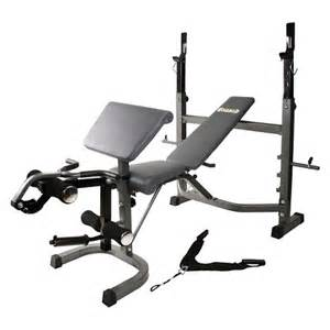 weight bench clearance ch bcb5860 olympic weight bench target