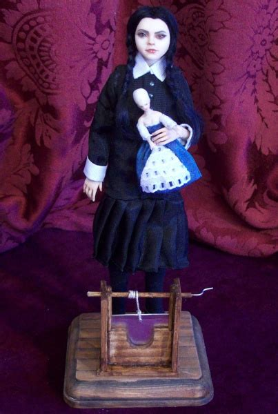 porcelain doll fable 3 wednesday by gibbons fable of