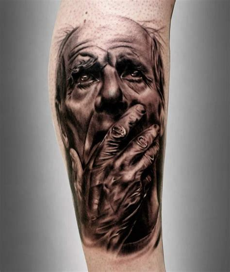 photo realistic tattoo realistic tattoos membereleven