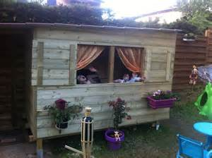 bricolage construction cabane en bois et abri de jardin