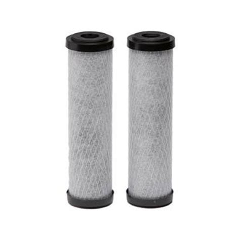whirlpool whole house water filter shop whirlpool 2 pack whole house replacement filters at lowes com