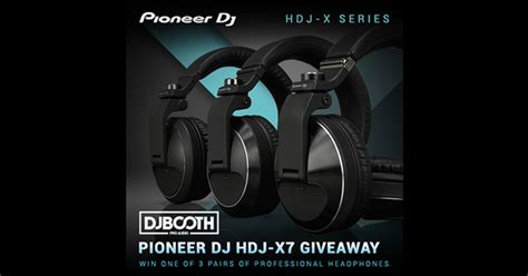 Pioneer Dj Giveaway - djbooth the authority in hip hop