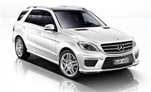 2012 Mercedes Ml63 Amg Car And Driver