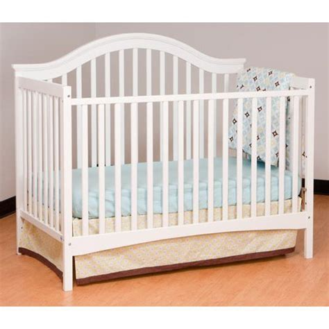 Stork Craft Ravena Crib by Storkcraft Ravena 2 In 1 Fixed Side Convertible Crib