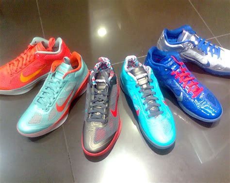 nike zoom hyperfuse low all 2011 east west pe s