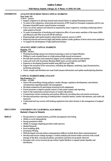 Fixed Income Analyst Cover Letter by Fixed Income Credit Analyst Description Receptionist Resume Best Resume Templates