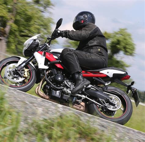 Motorrad Triumph Deutschland by Motorrad Warum Eine Triumph Eine Honda Schl 228 Gt Welt