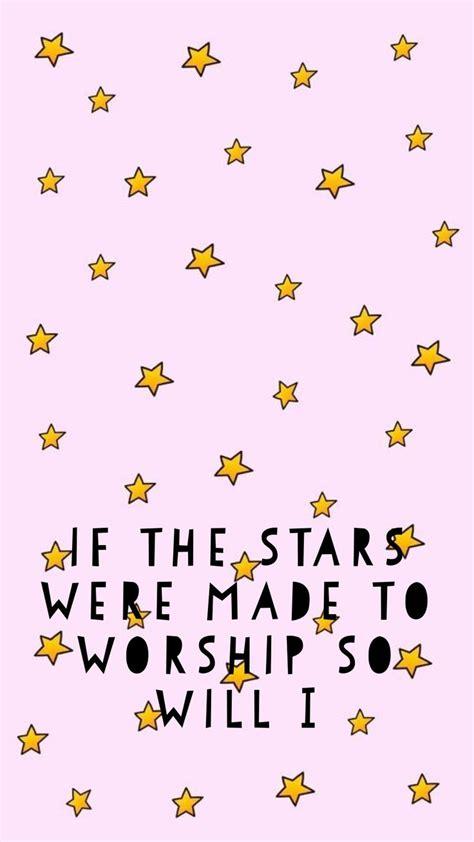 stars    worship    jesus