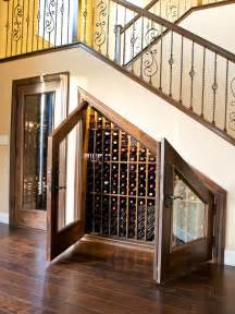 Under Stair Case Wine Cooler by 10 Quick Tips For A Picture Perfect Pantry Hgtv S