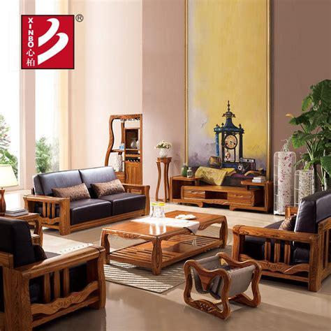Wooden Living Room Sets Wooden Living Room Furniture Sets Peenmedia