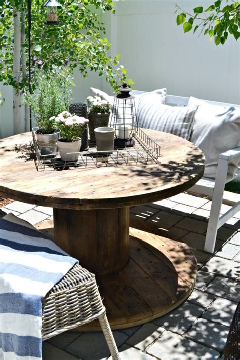 Small Patio On A Budget Small Patio Patio And Outdoor Patio Furniture Ideas On A Budget