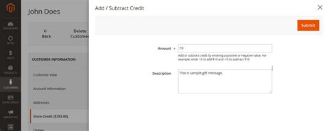 Can I Use Store Credit To Buy A Gift Card - store credit magento2 extension magento faq extension