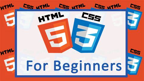 css tutorial video for beginners full html and css tutorial for beginners bizanosa