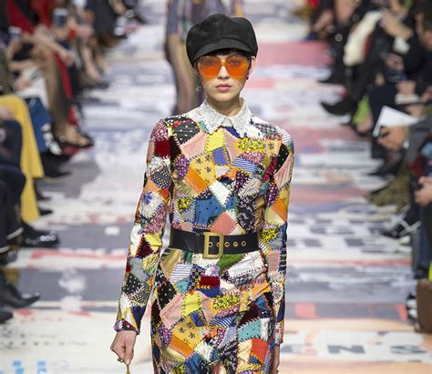 patchwork fashion wearable trends will you give patchwork a try