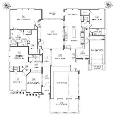20 Best Images About House Plans On Pinterest House Layout Crossword