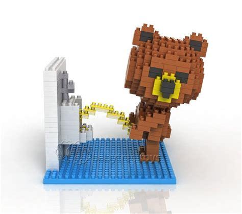 Loz Nano Block loz blocks nano micro building block toys brown