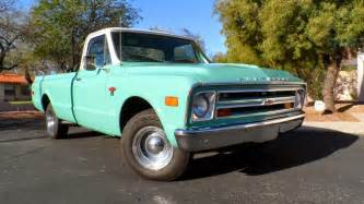 all american classic cars 1968 chevrolet c10 truck