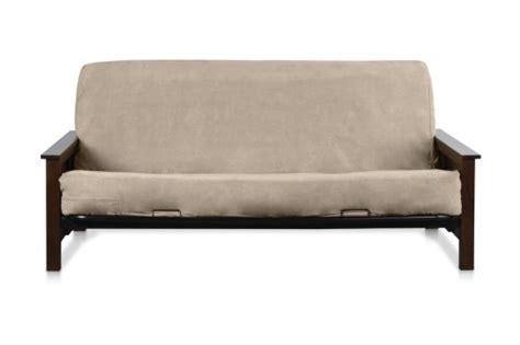 soft futon octorose 174 full size bonded classic soft micro suede futon ma