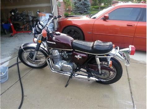 1975 honda cb750 1975 honda cb750 four motorcycles for sale