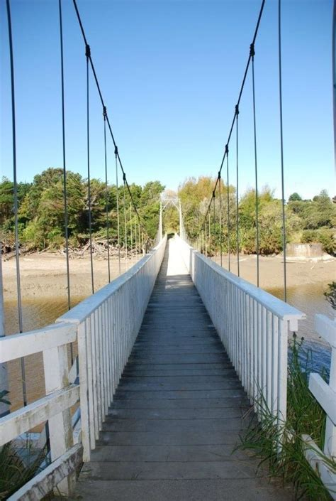 swing bridge nz incredible world s scariest swinging bridges would have
