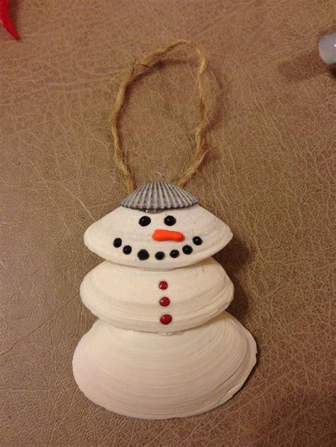 25 best ideas about seashell ornaments on pinterest