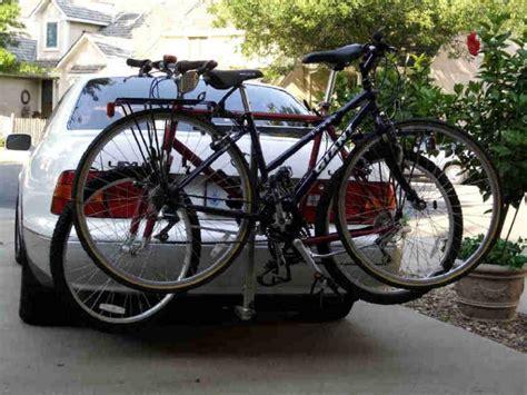 Second Thule Bike Rack by Rx350 And Thule Bike Roof Rack Clublexus Lexus Forum