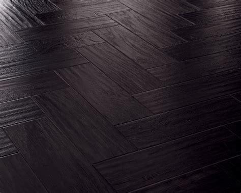 designflooring select parquet black oak schwarz - Vinylboden Schwarz