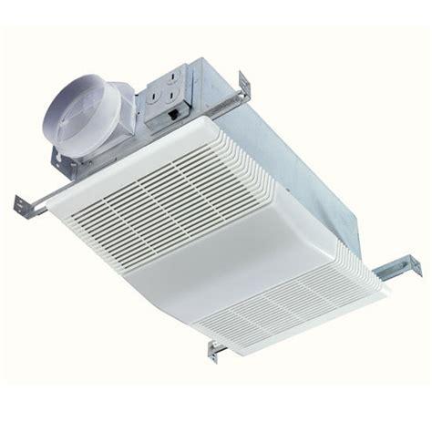 nutone bath fan light cover brl 668rp bathroom fans 70 cfm fan light with white