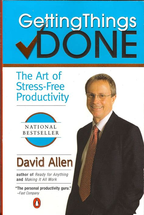 getting books getting this done by david allen a revisit is it still