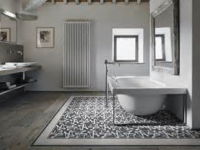 salle de bain r 233 novation utilisant carreau terre cuite
