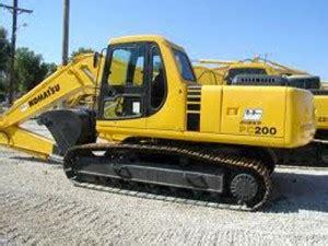 Service Manual Komatsu Excavator Pc200 6 Pc200lc 6 Pc220lc 6 250lc6 Komatsu Pc200 6 Pc200lc 6 Manual