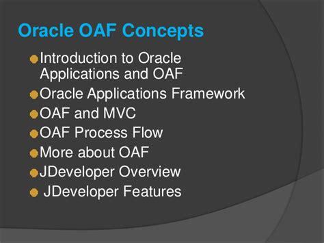 oaf tutorial in oracle apps oracle oaf online training online oracle oaf training in