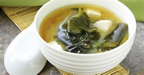 calories   miso soup livestrongcom