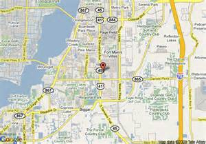 bell florida map map of crowne plaza hotel fort myers at bell tower shops