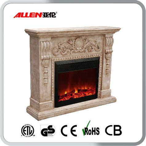 luxury electric fireplaces classic led luxury imitation electric fireplace with